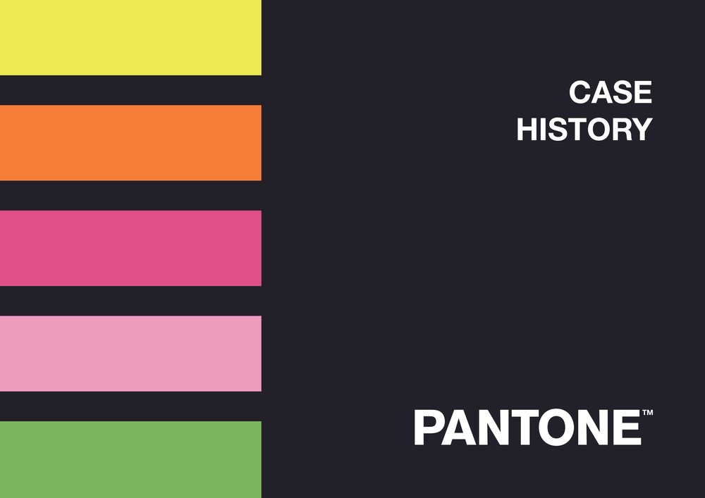 Click to view PANTONE CASE HISTORY presentation