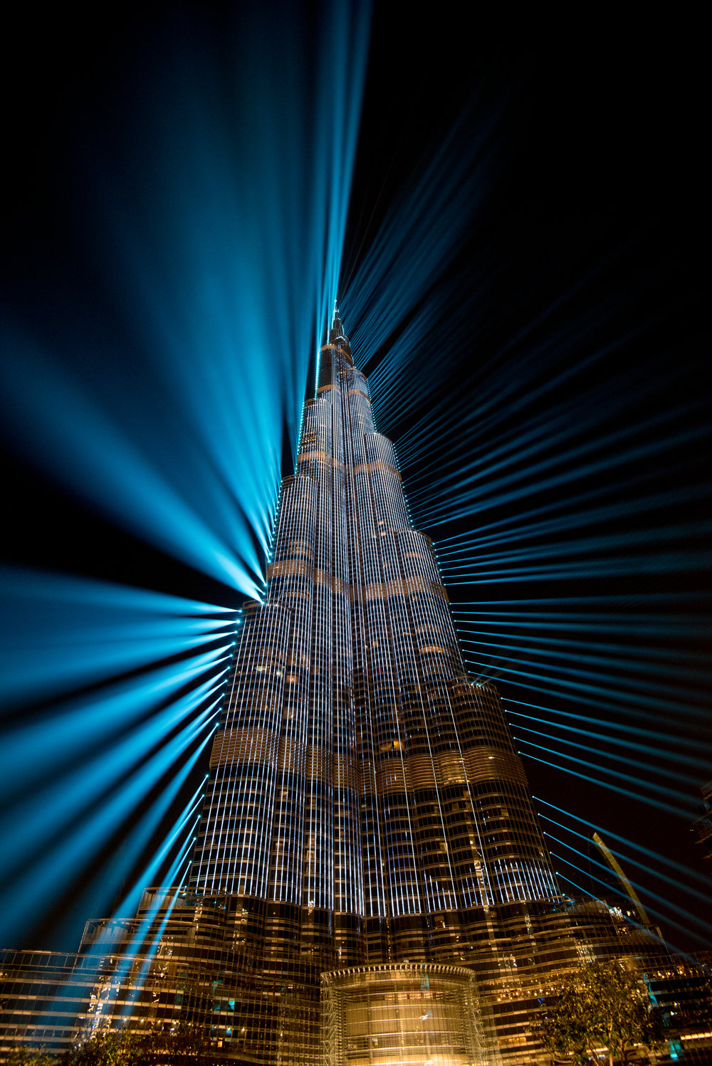 At the Top Burj Khalifa - Visit the Burj Khalifa the world's tallest building. It's also one of the top three tourist destinations for selfies.