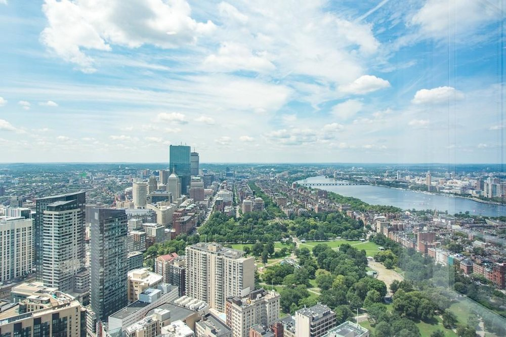 1 FRANKLIN ST. PH1F - 1 Franklin St, PH1F, Price: $4,995,000, 2 Beds | 2 Baths | 1 Half Bath, Approximate Sq. Feet: 1,781