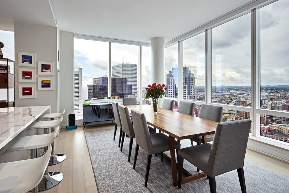1 FRANKLIN ST. #3910 - 1 Franklin St, 3910, Price: $3,695,000, 2 Beds | 2 Baths | 1 Half Bath, Approximate Sq. Feet: 1,745
