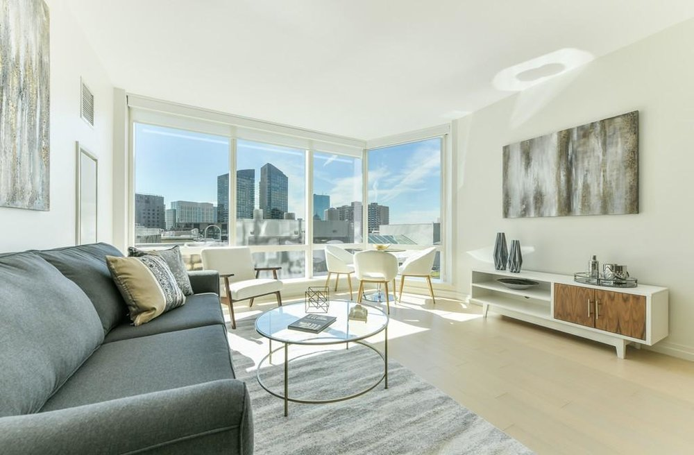 1 FRANKLIN ST. #1611 - 1 Franklin Street, 1611, Price: $1,430,000, 1 Bed | 1 Bath, Approximate Sq. Feet: 948