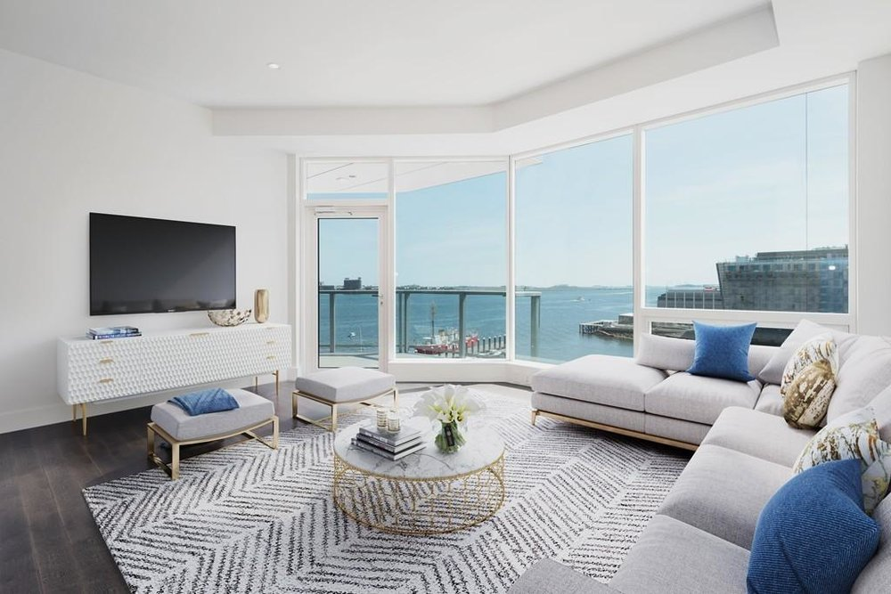 50 LIBERTY DR. 6D - 50 Liberty, 6D, Price: $2,399,000, 1 Bed | 2 Baths, Approximate Sq. Feet: 1,327, Listing ID: 72388057