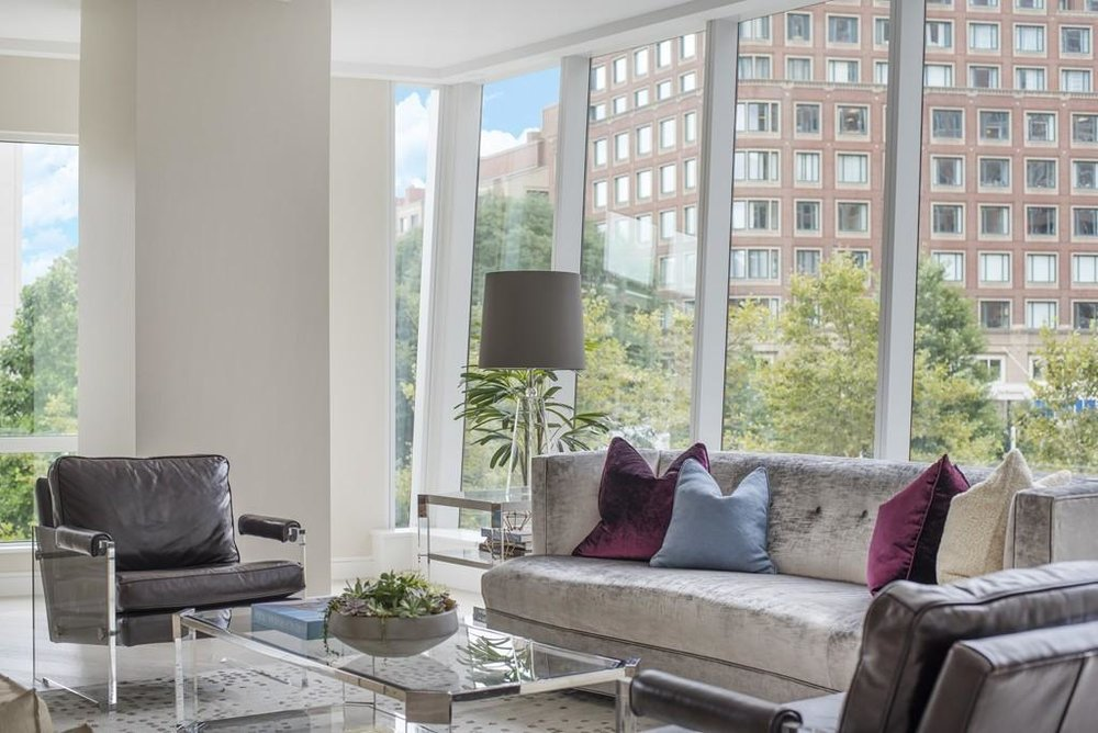 110 BROAD ST. #1002 - 110 Broad Street, 1002, Price: $1,925,000, 1 Bed | 2 Baths, Approximate Sq. Feet: 1,365, Listing ID: 72407307