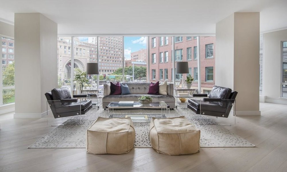 110 BROAD ST. #901 - 110 Broad Street, 901, Price: $3,845,000, 3 Beds | 3 Baths | 1 Half Bath, Approximate Sq. Feet: 2,414, Listing ID: 72360098