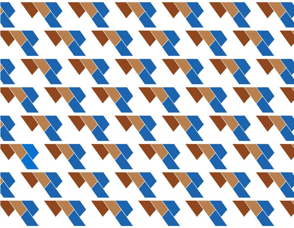 ↑  Fig.3  Pattern.