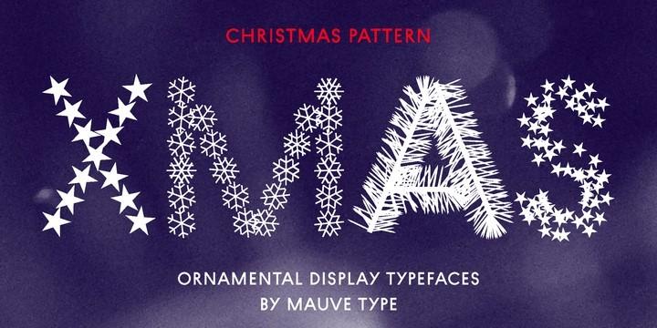 Christmas Pattern font.jpg