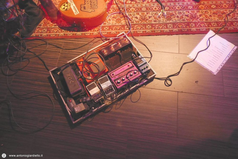 Teverts + Chaos Conspiracy - @live Morgana Music Club 08/03/2019