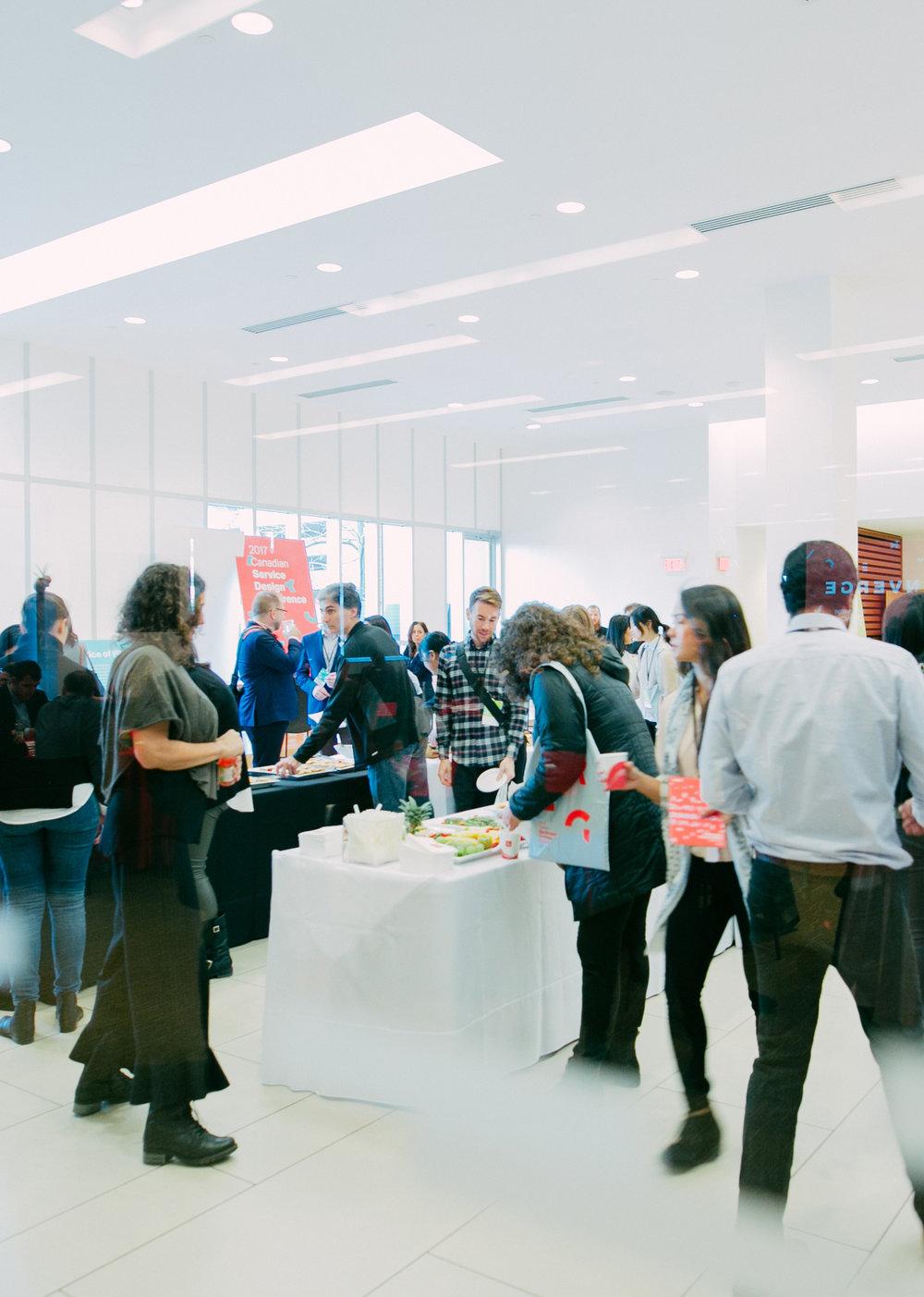À propos de la conférence - Joignez-vous à nous les 29 et 30 novembre 2018 à Montréal pour la troisième conférence annuelle de Service Design Canada. En partenariat avec Service Design Network Canada, cette conférence de deux jours rassemblera les professionnels, les enthousiastes, les chercheurs et les étudiants en design de service pour explorer ce champ de pratique émergent.