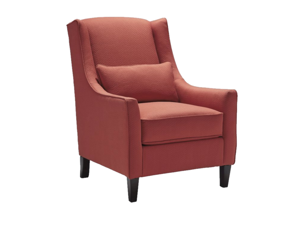 Wayfair coral chair.png