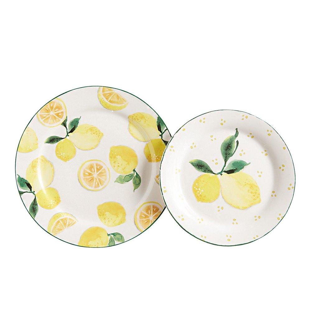 Lemon Dinnerware Pier One