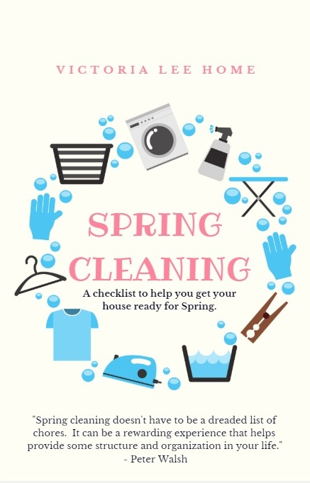 Spring+Cleaning+Checklist