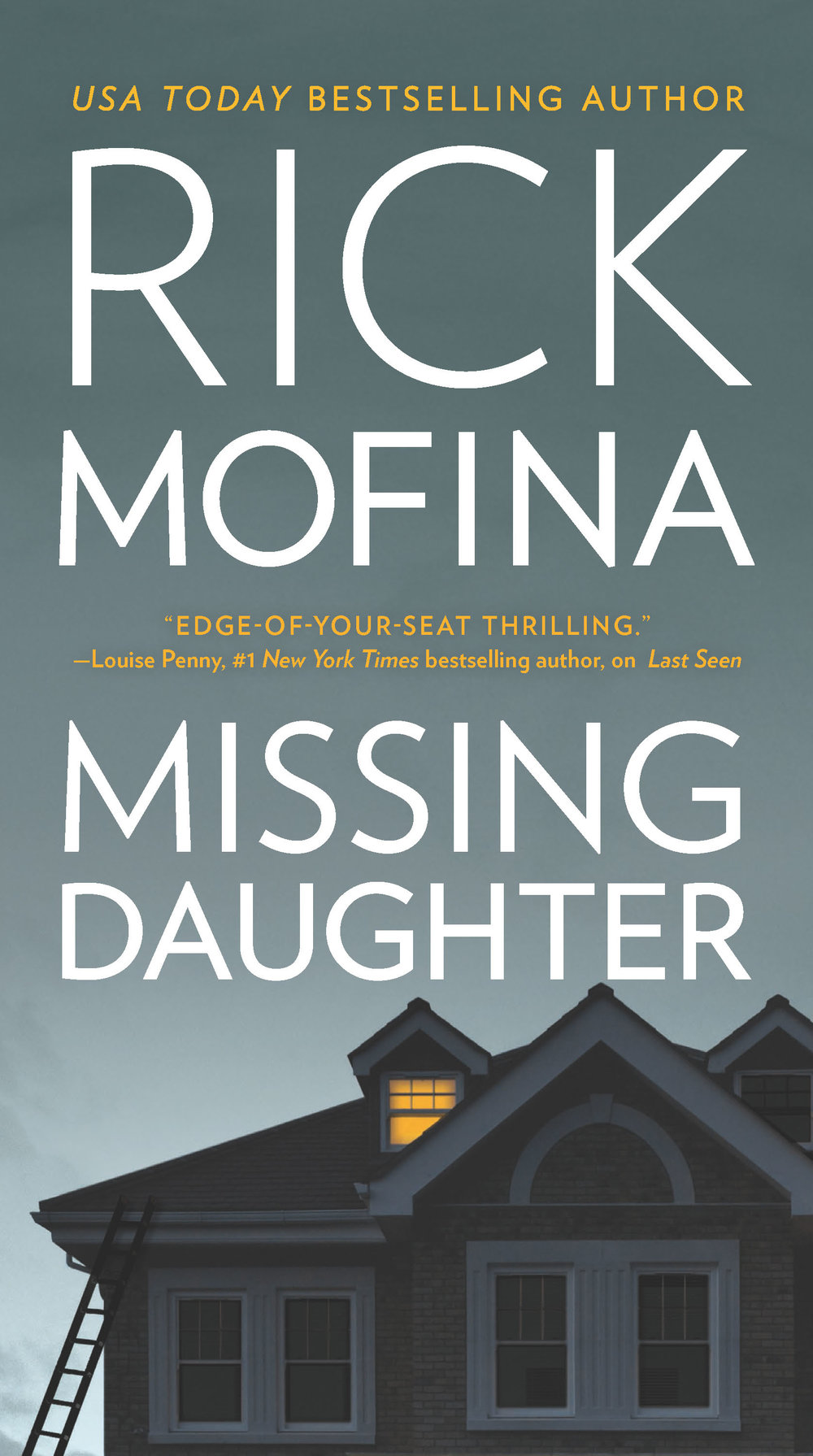 Missing Daughter Cover