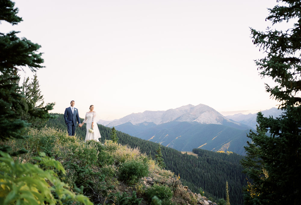 Anne x Spencer - September 1, 2019 - Aspen, Colorado