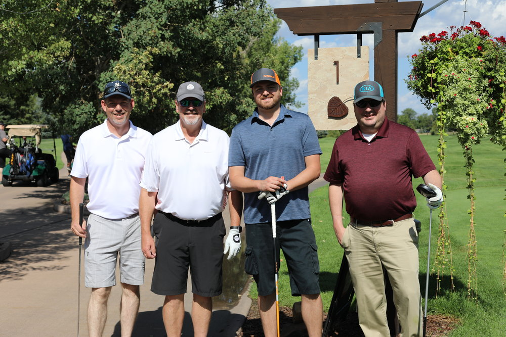 9th Annual  Chipping Fore Charities  Event