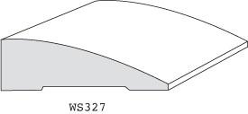 "WS327 - 9/16"" x 2-1/4"""
