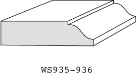 """WS937 - 7/16"""" x 1-3/8"""" or 1-5/8"""""""