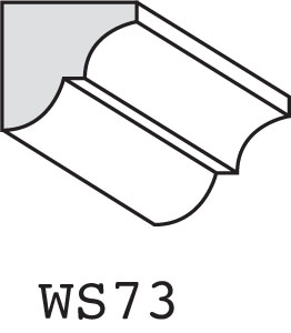 "WS73 - 3/8"" x 3/8"""