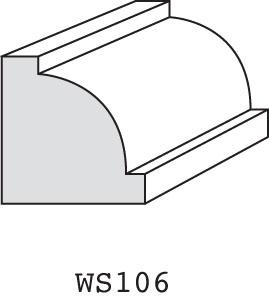 "WS106 - 1-1/8"" x 15/16"""