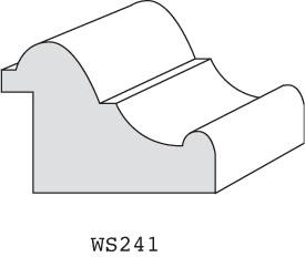 "WS241 - 5/8"" x 1-1/4"""
