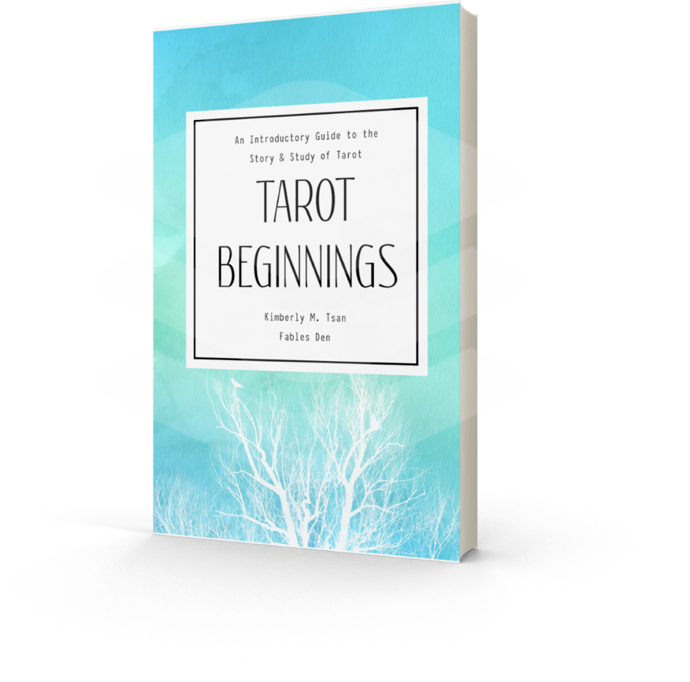Tarot Beginnings: An Introductory Guide to the Story and Study of Tarot - …a 116-paged e-book that explores the world of tarot through the lens of storytelling. ♥Whether you are a beginner, a seasoned professional or somewhere in between, this book will help you:⭐ enrich your tarot study with story + character based frameworks⭐ unpack the symbolic layers of tarot + create meaning with fun & effective studying strategies⭐ energize your tarot practice with fun activities and exercises⭐ develop your intuition through creativity, imagination and storytelling