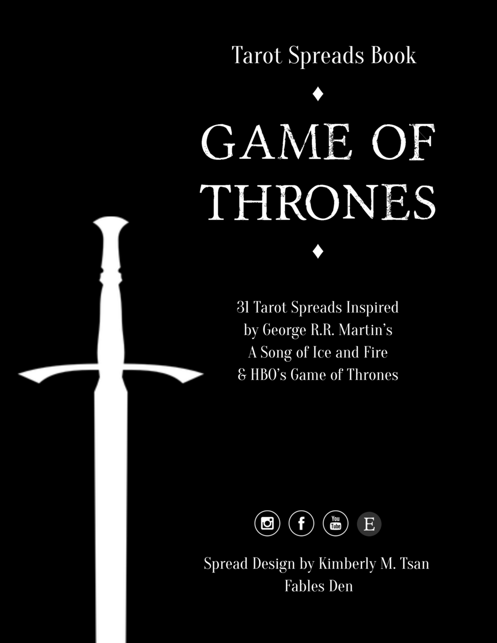 Game of Thrones Spreads Book Winter is Coming Edition-01.png