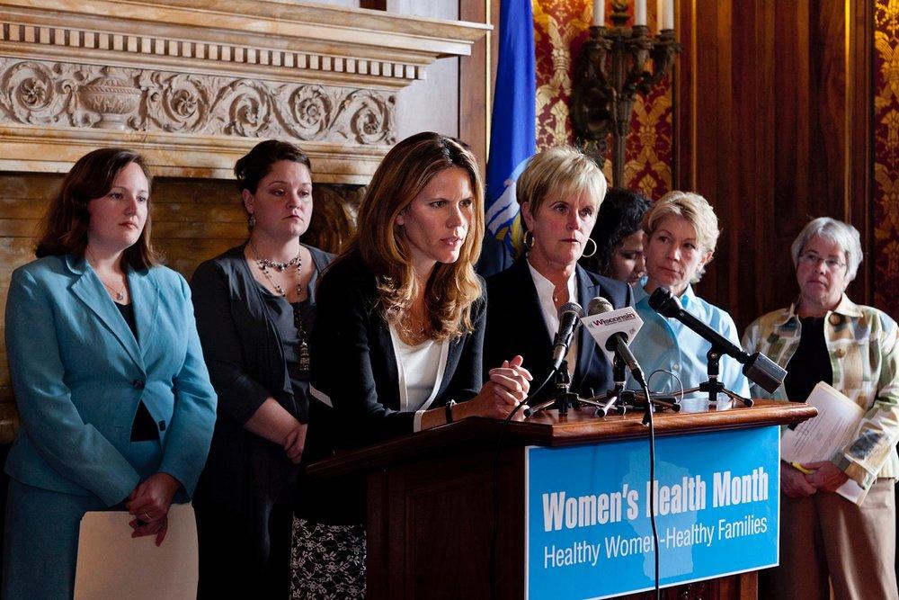Women's Health Advocacy 2