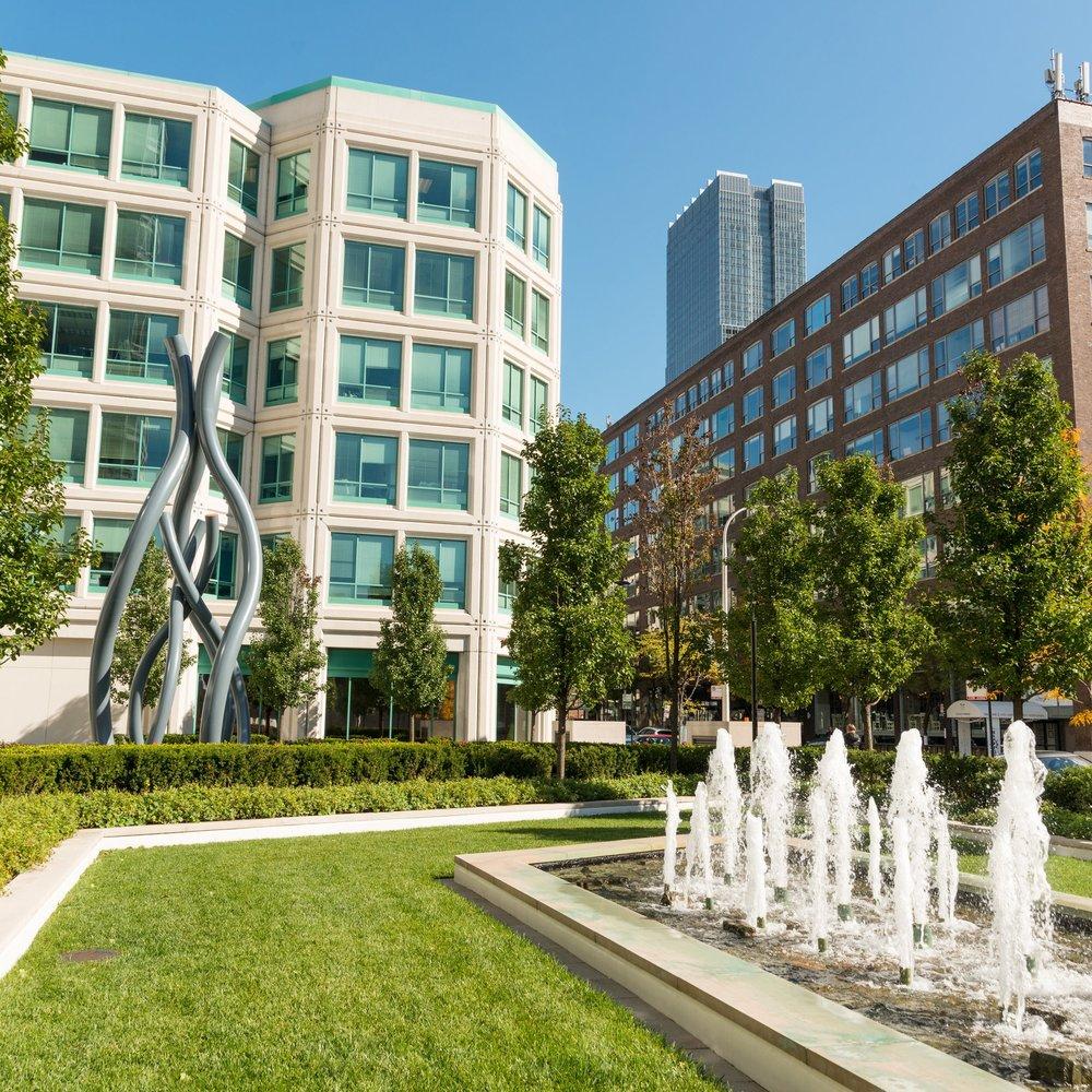 HUBBARD PLACE  Landscape Enhancements + Maintenance  Chicago, Illinois