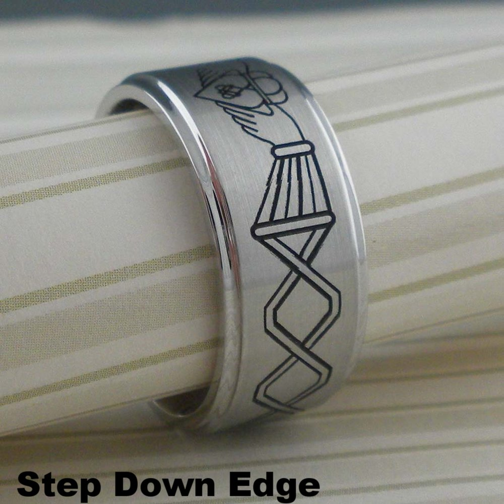 Step Down Edge