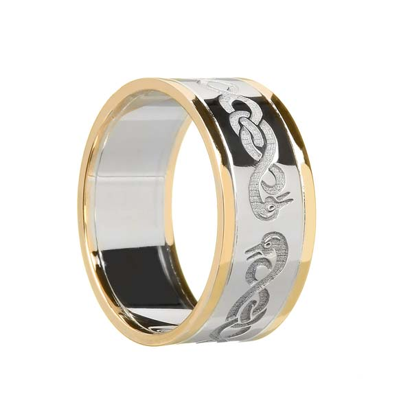 Men's Le Cheile Wedding Rings