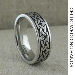 Celtic Wedding Bands Unique Celtic Wedding Rings