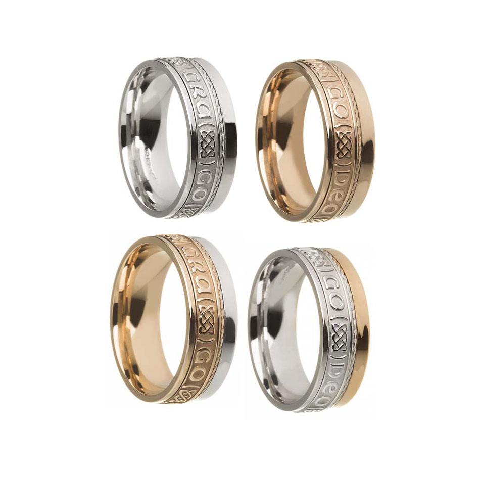 Gra Go Deo Wedding Ring