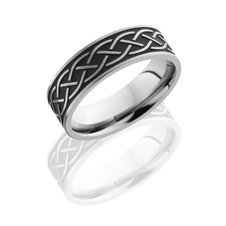 Celtic Knot Wedding Ring