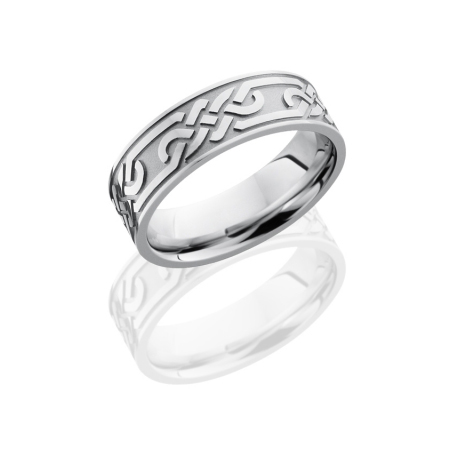 Celitc Knot Wedding Ring