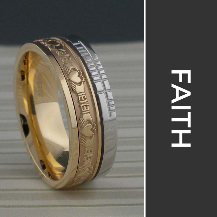 FAITH Collection Wedding Ring