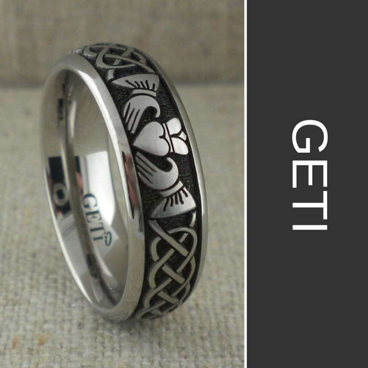 GETi Wedding Rings