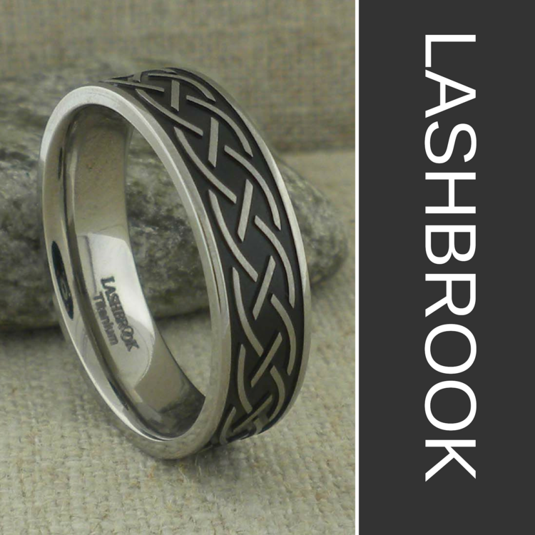 Lashbrook Wedding Rings