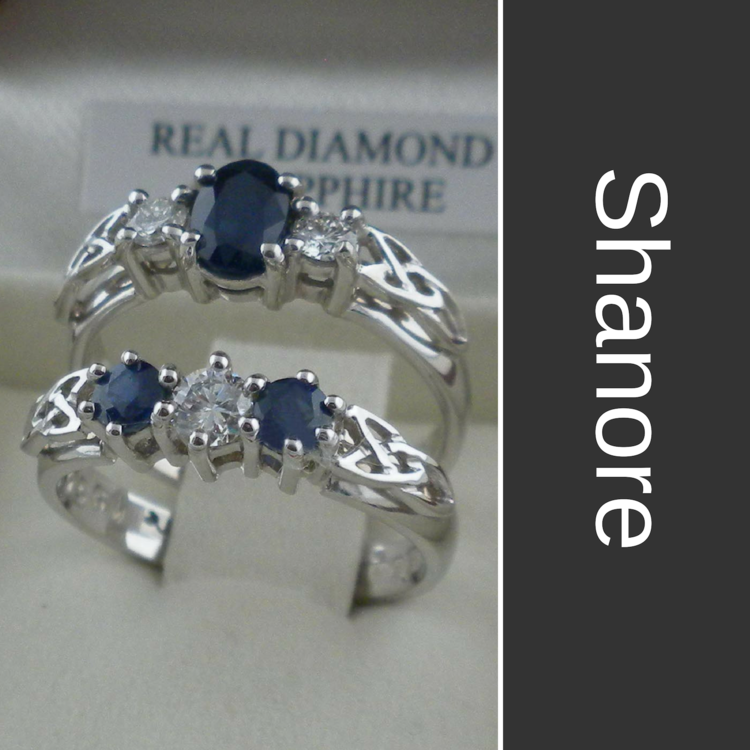 Shanore Wedding Rings