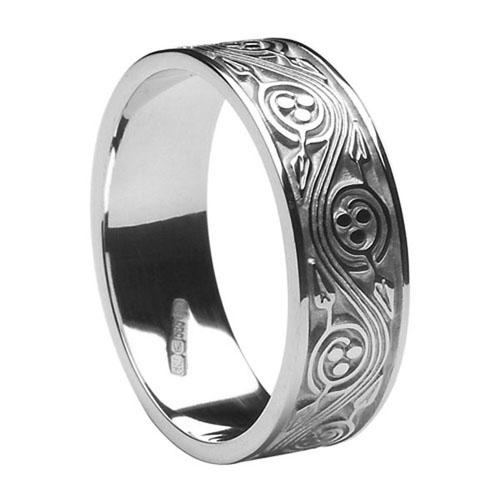 Celtic Wedding Band