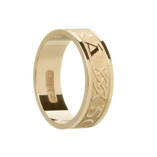 Men's Gra Go Deo Wedding Ring