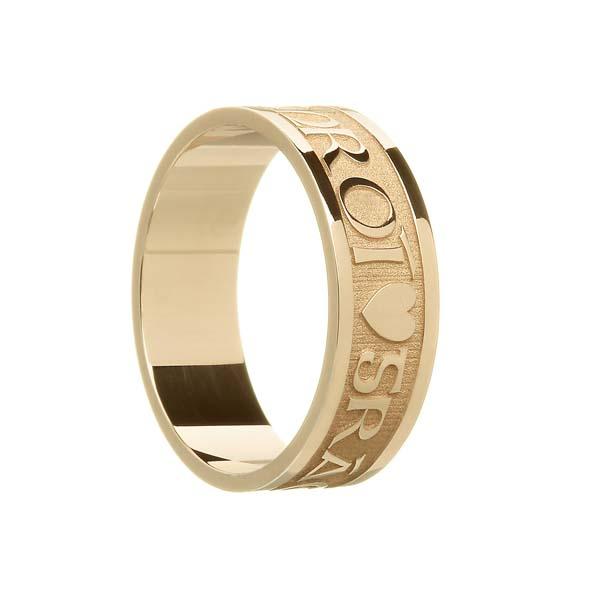 Men's Gra Geal Mo Chroi Wedding Ring