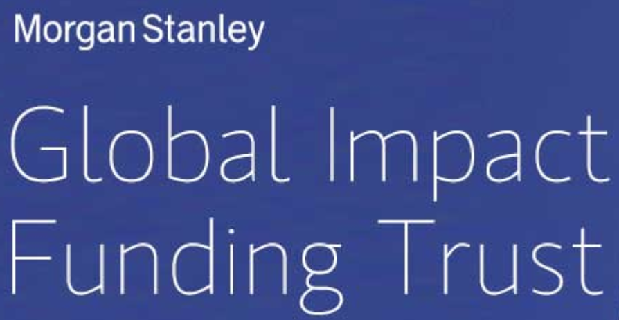 Morgan Stanley Global Impact Funding Trust