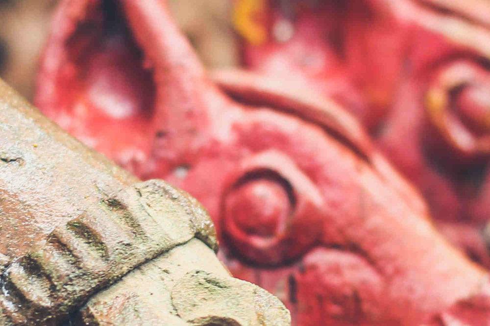 Next story ➤ - Vol. 2, Story 4: Animal Sculptors