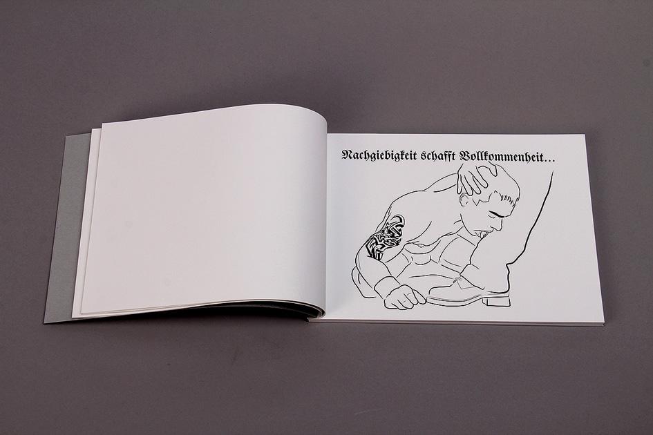 Die Deutsche Reihe / Serie Alemana (2010-2012) /  Libro.  Arta Editores. Buenos Aires 2011 (Alemán/Español)