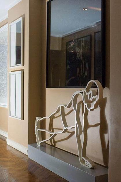 Coloso, Gimnastas / Esculturas, dimensiones variables