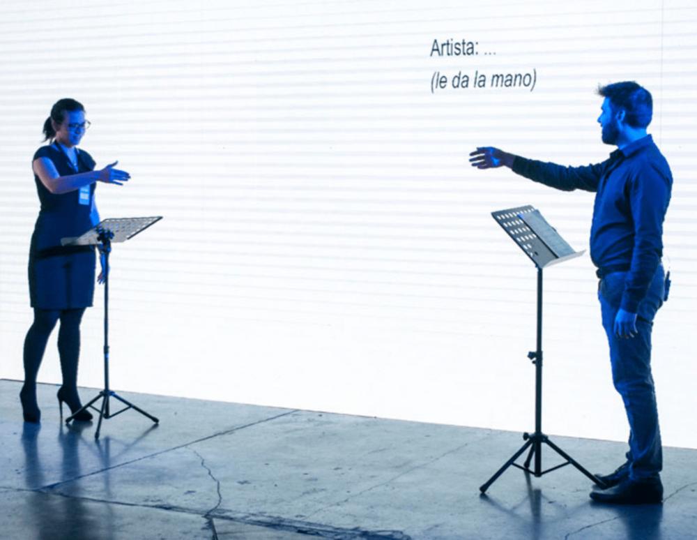 La bohème (interview), Bienal de Performance 2017
