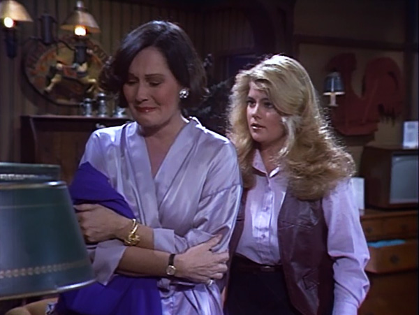 "NOT ON OUR LIST: soap star Marj Dusay, who would take over the role of Monica Warner for all future appearances of the character on ""The Facts Of Life"" (8 episodes according to IMDb)."