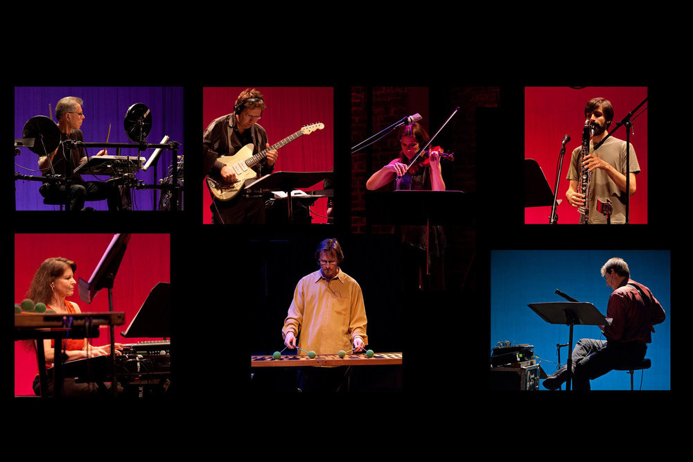 The Paul Dresher Ensemble