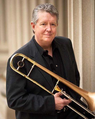 James Pugh<br />X-over trombone (CD)