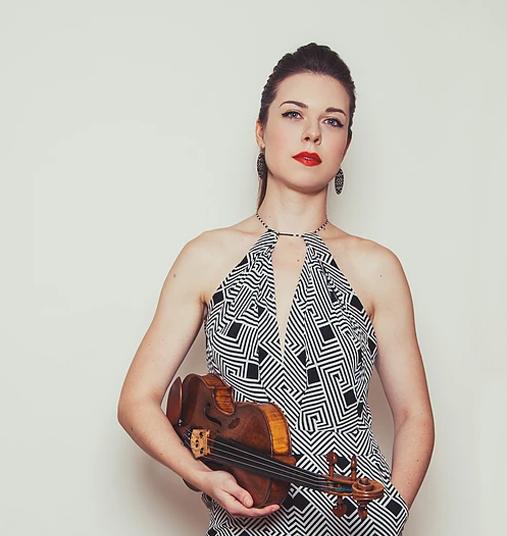 Tessa Lark, violinist