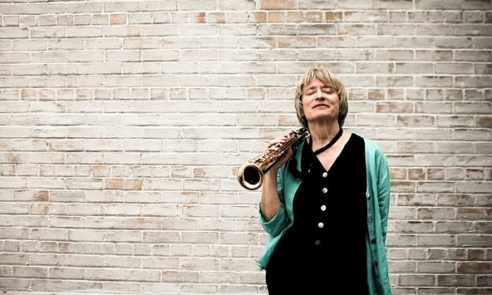 Soprano saxophonist Jane Ira Bloom. (Johnny Moreno)